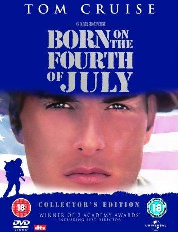 Born On The Fourth Of July (Special Editions) (UK) -- via Amazon Partnerprogramm