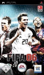 EA Sports FIFA 06 (deutsch) (PSP)