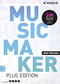 Magix Music Maker 2020 Plus, ESD (deutsch) (PC) (705482)