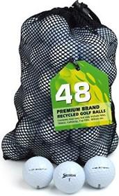 Srixon Lake balls, 48 pieces