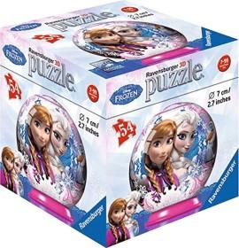 Ravensburger Puzzle 3D Puzzle-Ball Disney Frozen (11913)