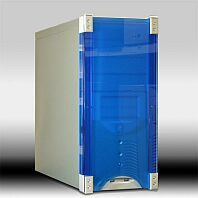 Cooler Master ATC-210 Midi-Tower aluminium [różne kolory, różne Zasilacze]