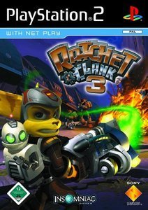 Ratchet & Clank 3: Up your Arsenal (niemiecki) (PS2)