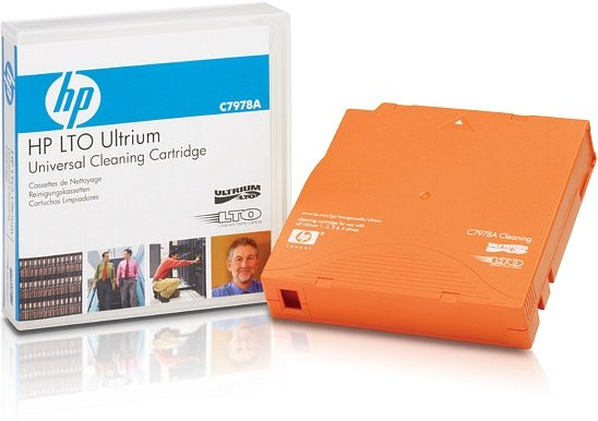 HP Ultrium LTO cleaning cartridge (C7978A)