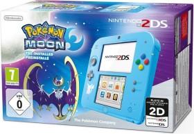 Nintendo 2DS Pokémon Mond Bundle blau