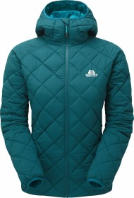 Mountain Equipment Fuse Jacke legion blue (Damen) (ME-002508-ME-01402)