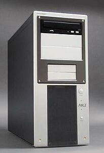 Cooler Master ATC-200 Midi-Tower aluminium (różne kolory, różne Zasilacze)