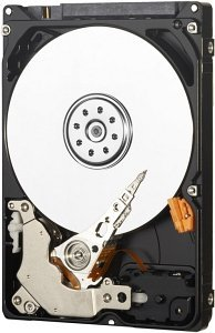 Western Digital WD AV-25 320GB, 16MB cache, 9.5mm, SATA 3Gb/s (WD3200BUCT)