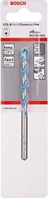 Bosch CYL-9 MultiConstruction Mehrzweckbohrer 6x60x100mm, 1er-Pack (2608596053)