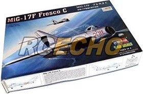 Hobby Boss MiG-17F Fresco C (80334)