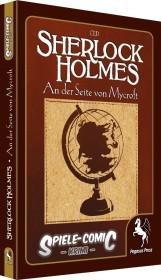 Spiele-Comic Krimi: Sherlock Holmes - An der Seite von Mycroft