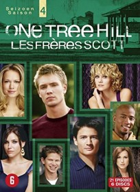One Tree Hill Season 4 (DVD) (UK)