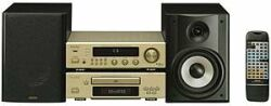 Denon D-F100MD z MD, CD, tuner