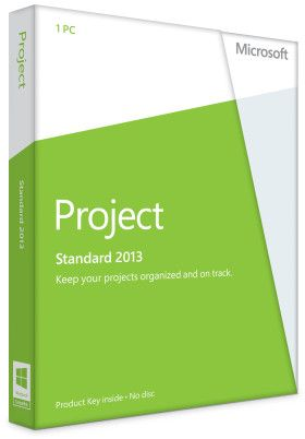 Microsoft Project 2013, PKC (englisch) (PC) (076-05068)
