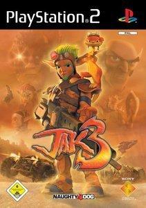 Jak 3 (niemiecki) (PS2)
