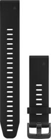 Garmin replacement bracelet QuickFit 20 silicone Large black (010-12739-07)