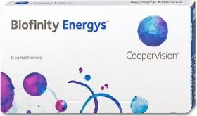 Cooper Vision Biofinity Energys, +1.25 Dioptrien, 6er-Pack
