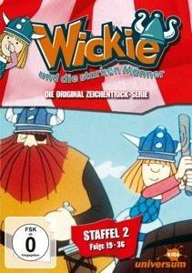 Wickie und die starken Männer Staffel 2 (Folgen 19-36)