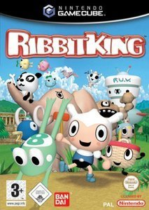 Ribbit King (German) (GC)