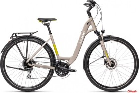 Cube Touring Pro easy entry grey'n'green Modell 2021 (448150)