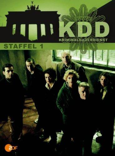 KDD - Kriminaldauerdienst Staffel 1 -- via Amazon Partnerprogramm