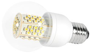 Transmedia LED Tropfen 4.5W/E27 WW klar (LE8-2W)