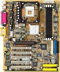 Shuttle AV45GT2R, P4X266A, RAID [DDR]