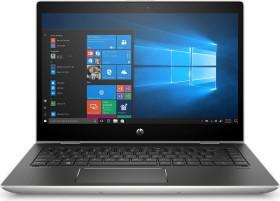 HP ProBook x360 440 G1 silber, Core i3-8130U, 8GB RAM, 256GB SSD, Windows 10 Pro, PL (4QW74EA#AKD)