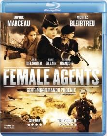 Female Agents - Geheimkommando Phoenix (Blu-ray)