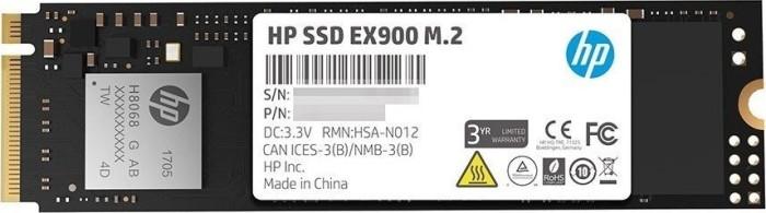 HP SSD EX900 M.2 120GB, M.2 (2YY42AA#ABB)