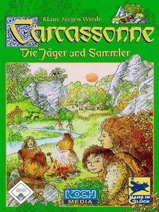 Carcassonne Jäger und Sammler (German) (PC)