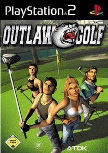 Outlaw Golf (niemiecki) (PS2)