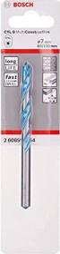 Bosch CYL-9 MultiConstruction Mehrzweckbohrer 7x60x100mm, 1er-Pack (2608596054)