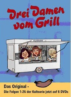 Die drei Damen vom Grill Staffel 1 -- via Amazon Partnerprogramm