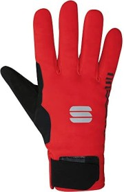 Sportful Sotto Zero cycling gloves black/red (1101711-267)