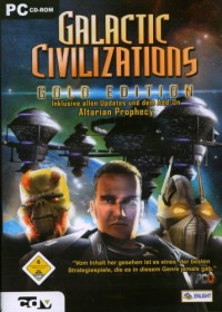 Galactic Civilizations - Gold Edition (PC)