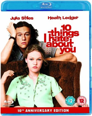 10 Things I Hate About You (Blu-ray) (UK) -- via Amazon Partnerprogramm