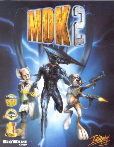 MDK 2 (German) (PC) -- via Amazon Partnerprogramm