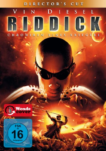 Riddick - Chroniken eines Kriegers (Special Editions) -- via Amazon Partnerprogramm