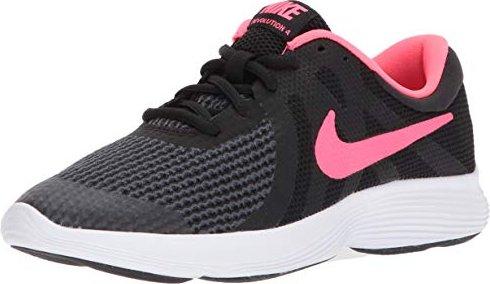 bd8521ddaabd4 Nike revolution 4 black racer pink white (Junior) (943306-004 ...