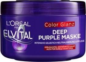 L'Oréal Elvital Color-Glanz Purple Maske, 250ml