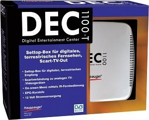Hauppauge DEC1100-T Digital Entertainment Center DVB-T (661)