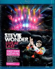 Stevie Wonder - Live At Last (Blu-ray)