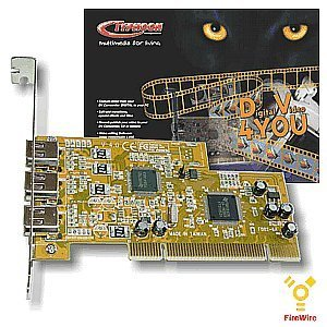 Anubis Typhoon FireWire DV4You (70102)