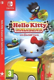 Hello Kitty: Kruisers (switch)