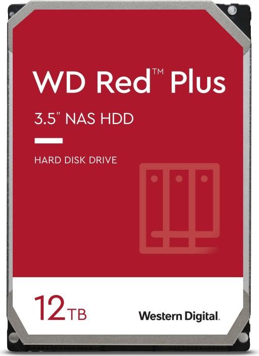 """Western Digital WD Red 12TB, 3.5"""", SATA 6Gb/s (WD120EFAX)"""