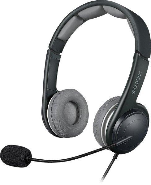 Speedlink SONID Stereo Headset schwarz/grau (SL-870002-BKGY)