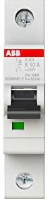 ABB Sicherungsautomat S200, 1P, K, 10A (S201-K10)