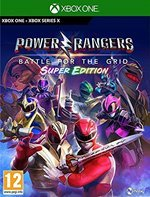 Power Rangers: Battle For The Grid - Super Edition (Xbox One)