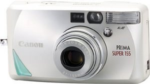 Canon Prima Super 155 Caption